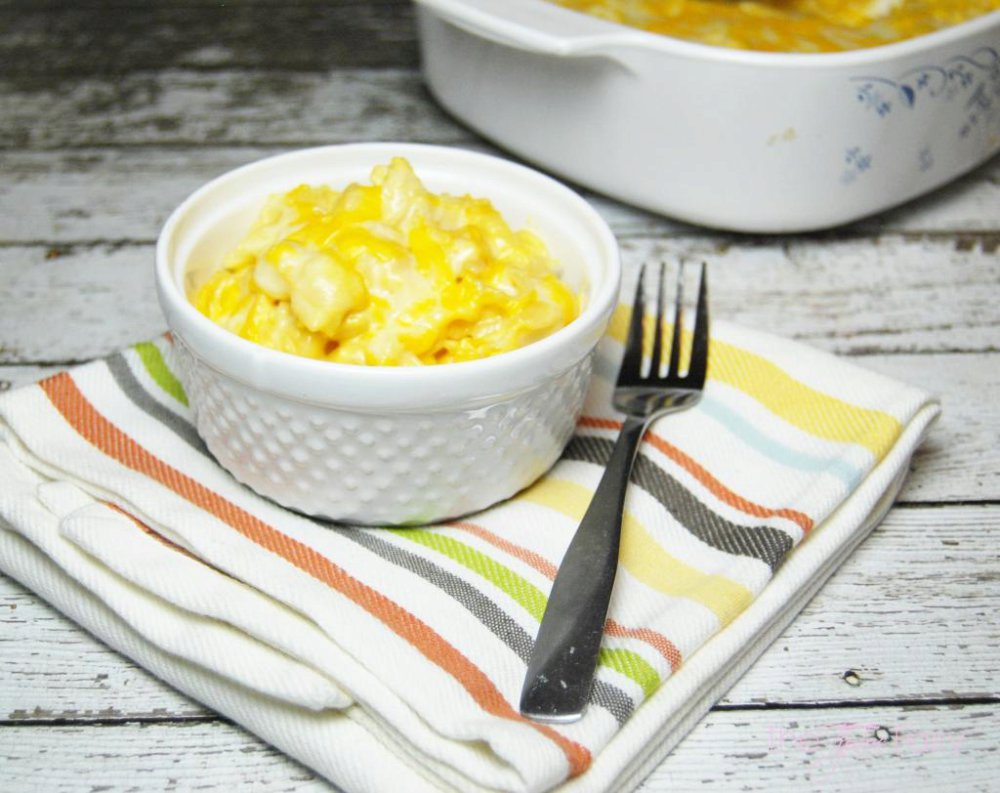 Homestyle Macaroni and Cheese with Kraft Coupons